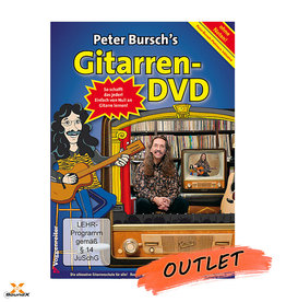 Voggenreiter Peter Bursch's Gitarren-DVD