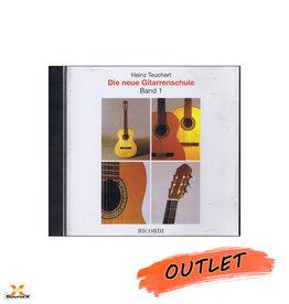 Ricordi Die neue Gitarrenschule Band 1 CD