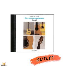Ricordi Die neue Gitarrenschule Band 2 CD