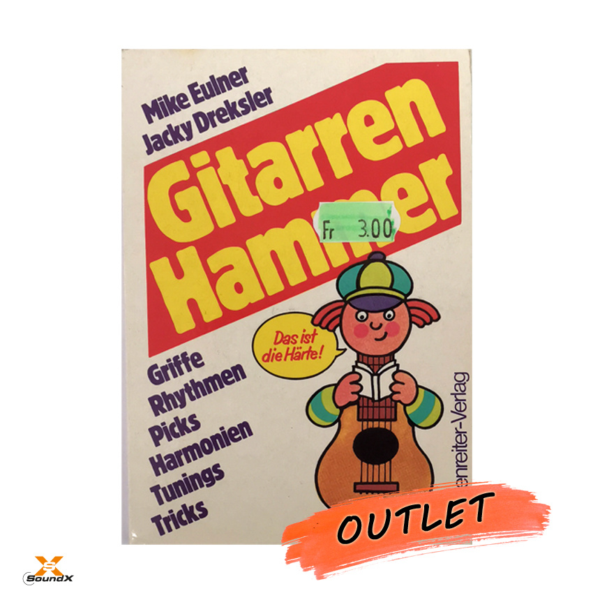 Voggenreiter Gitarren Hammer