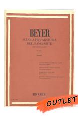 Ricordi Beyer Scuola Preparatoria Del Pianoforte