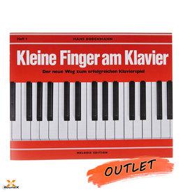 Kleine Finger am Klavier Heft 1