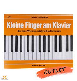 Kleine Finger am Klavier Heft 3