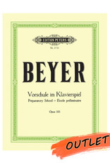 Edition Peters Beyer Vorschule im Klavierspiel