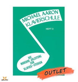 Alfred & KDM Michael Aaron Klavierschule 3