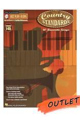 Hal Leonard Jazz Play-Along Vol. 145: Country Standards