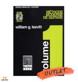 Hal Leonard Méthode Moderne de Guitare Vol. 1