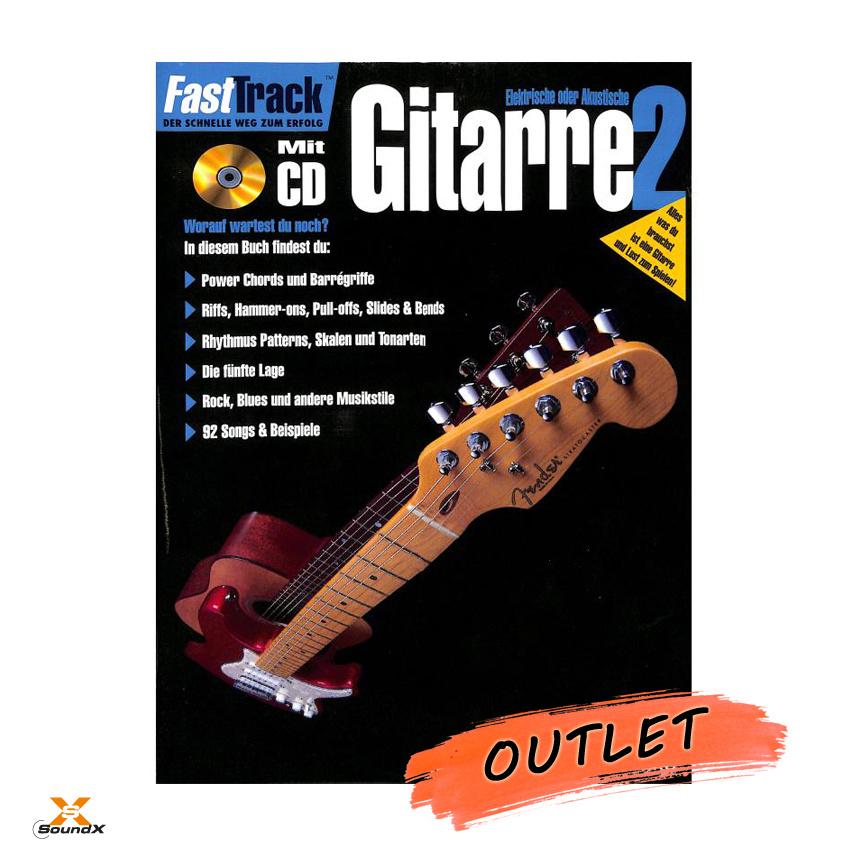 Hal Leonard Fast Track Gitarre 2