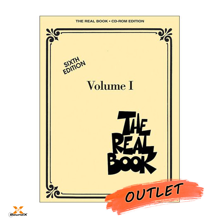 Hal Leonard The Real Book Volume I Sixth Edition CD