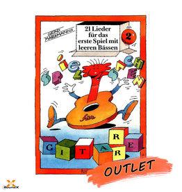 Ricordi Spielsachen für Gitarre 2
