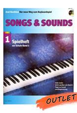 Schott Songs & Sounds Spielheft 1