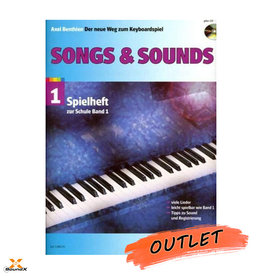 Schott Songs & Sounds Spielheft 1