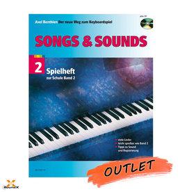 Schott Songs & Sounds Spielheft 2