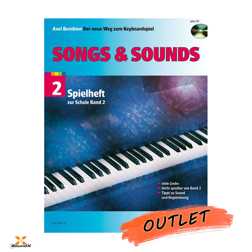 Schott Songs & Sounds Spielheft 2