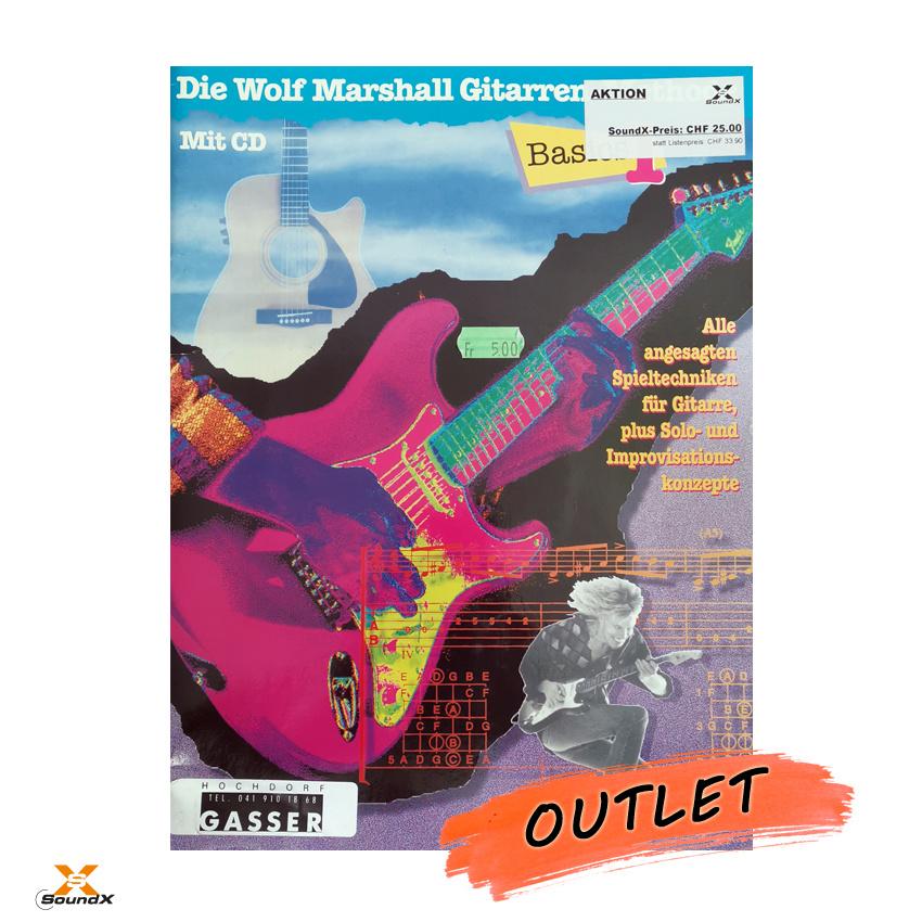 Voggenreiter Die Wolf Marshall Gitarren Methode Basics 1