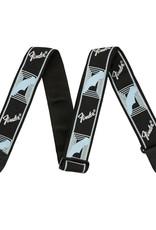 Fender Fender Monogrammed Black/Light Grey/Blue
