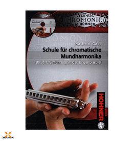 Hohner Schule für chromatische Mundharmonika