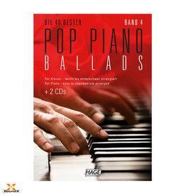 HAGE Pop Piano Ballads 4