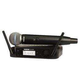 Shure Shure GLXD24/B58A Funksystem mit Beta 58A