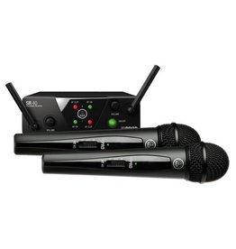 AKG AKG WMS40 Mini Dual Vocal Set