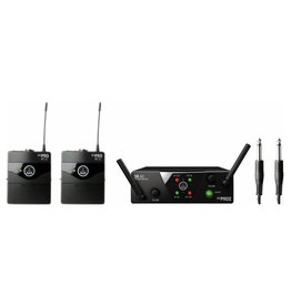 AKG AKG WMS40 Mini Dual Instrumental Set