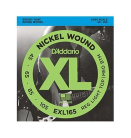 D'Addario D'Addario EXL165 4-String