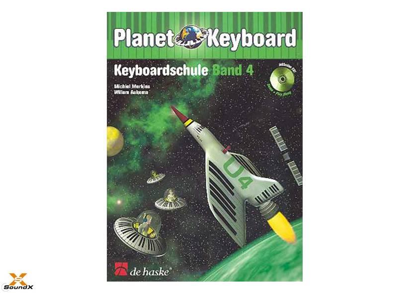 De Haske Planet Keyboard 4
