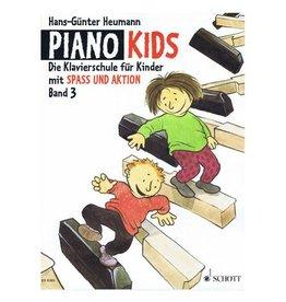 Schott Piano Kids 3