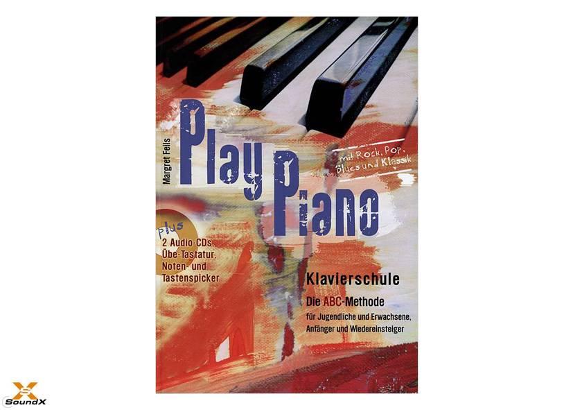 Alfred & KDM Play Piano Klavierschule