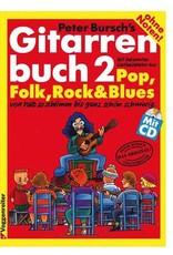 Voggenreiter Peter Bursch's Gitarrenbuch 2