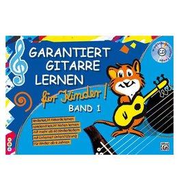 Alfred & KDM Garantiert Gitarre lernen für Kinder 1