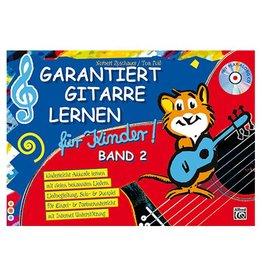 Alfred & KDM Garantiert Gitarre lernen für Kinder 2
