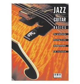 AMA Verlag Jazz Guitar Basics
