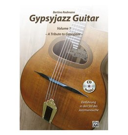 AMA Verlag Gypsyjazz Guitar 1