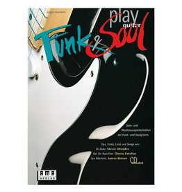 AMA Verlag Play Funk and Soul Guitar