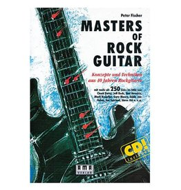AMA Verlag Masters of Rock Guitar