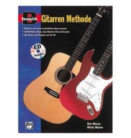 Alfred & KDM Basix Gitarren Methode
