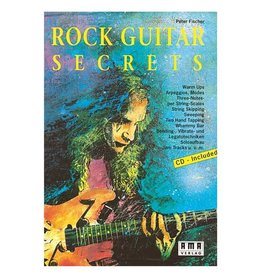 AMA Verlag Rock Guitar Secrets