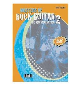 AMA Verlag Masters of Rock Guitar 2
