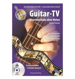 Guitar-TV Gitarrenschule ohne Noten