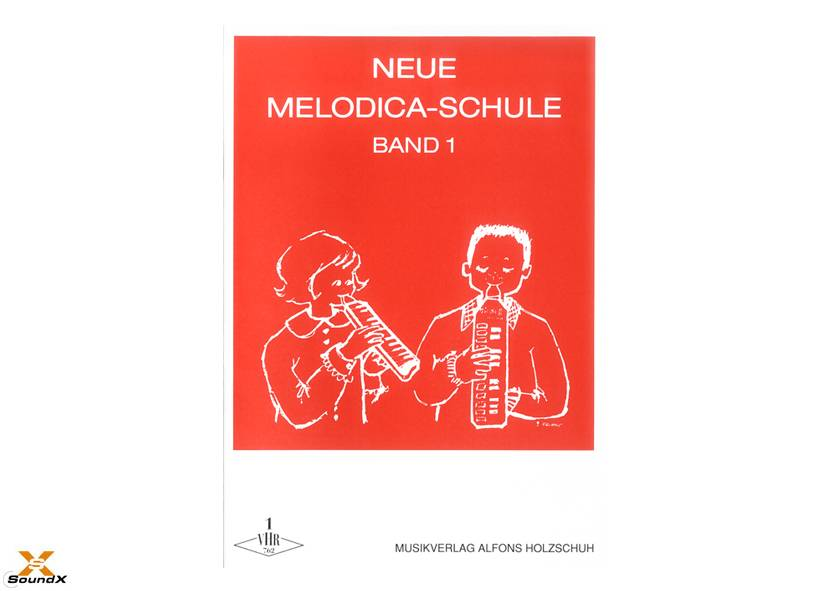 Holzschuh Neue Melodica-Schule 1