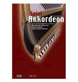 AMA Verlag Spiel Akkordeon 1