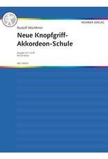 Knopfgriff-Akkordeon-Schule