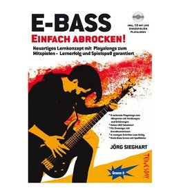 Tunesday Records E-Bass einfach abrocken