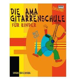AMA Verlag Die AMA Gitarrenschule für Kinder