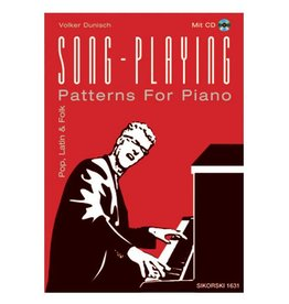 Sikorski Song-Playing - Patterns for Piano