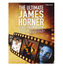 Music Sales The Ultimate James Horner Film Score Collection