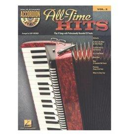 Hal Leonard All-Time Hits Accordion 2