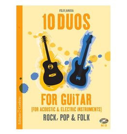 10 Duos for Guitar