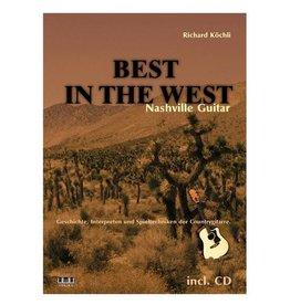 AMA Verlag Best in the West - Nashville Guitar